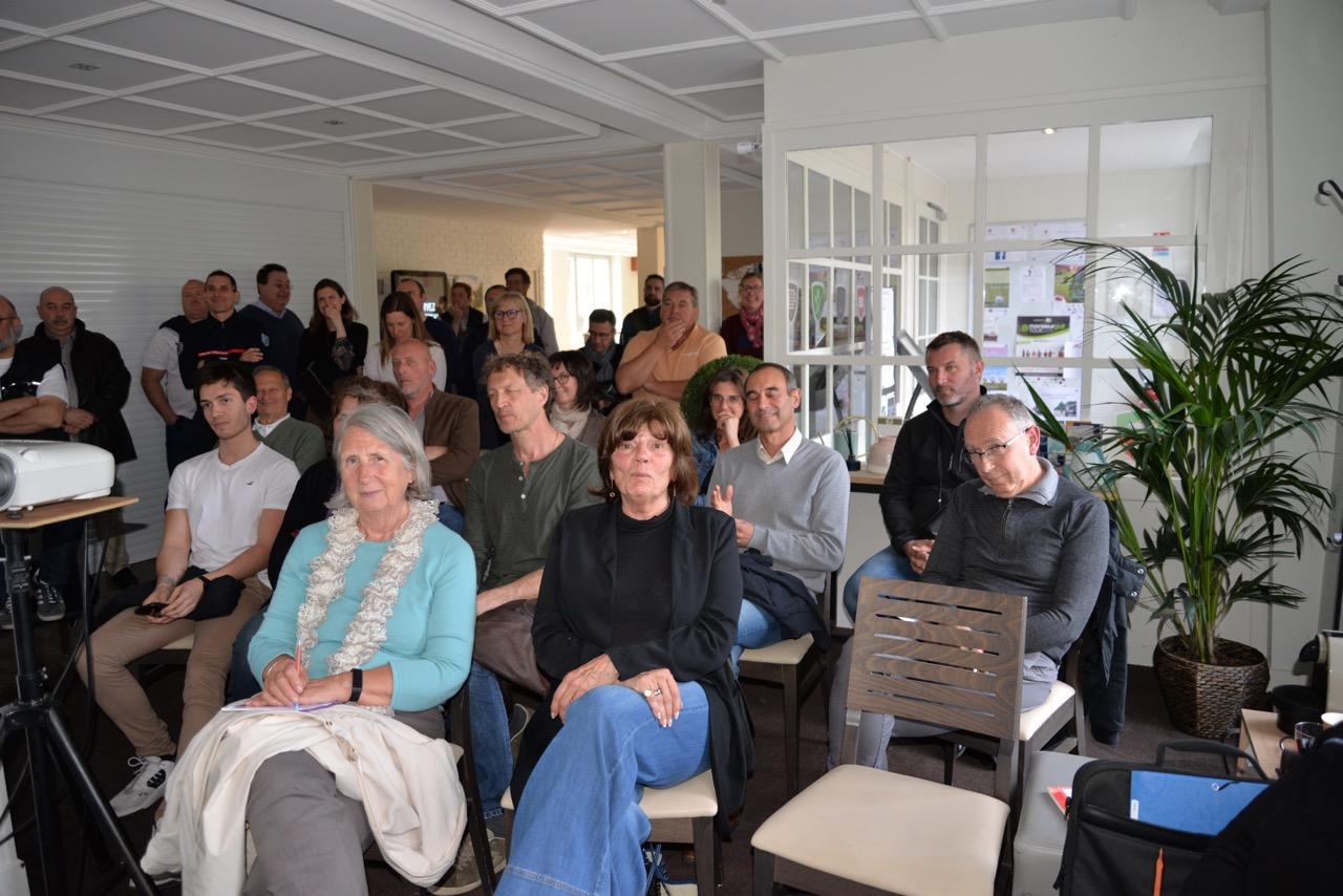Aphie's club 2 mai 2019 - Golf de la Vaucouleurs