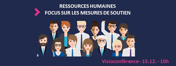 Plan de relance ressources humaines